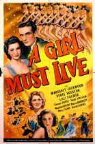 A Girl Must Live 1939 DVD - Margaret Lockwood / Renee Houston